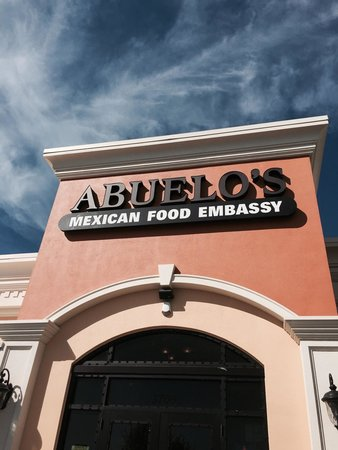 Abuelo's : A great Mexican restaurant!