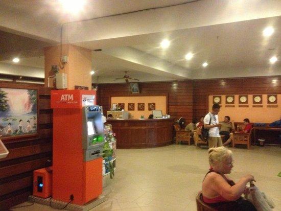 Bel Aire Resort Phuket: Reception of hotel