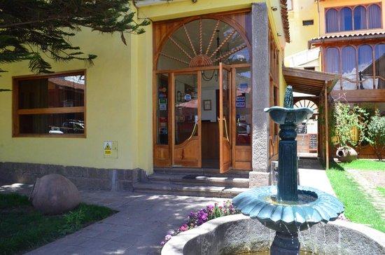 Tierra del Sol Hotel: Recepcion