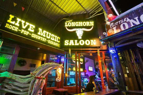 Little Longhorn Saloon