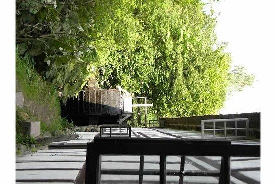 The Funen Village: Mill water wheel