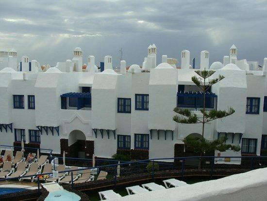 Adonis Hotel Villas Fanabe : Вид с террасы