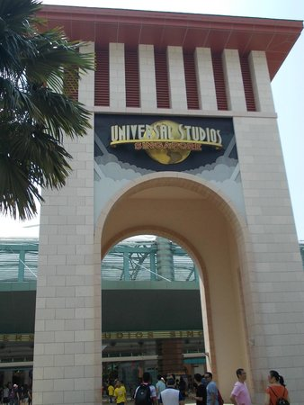 Sentosa Nature Discovery : Universal Studios