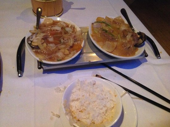 Ume Restaurant: Watery. Flavourless. Slop. Inedible. Worst meal ever.