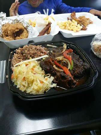 Enas Caribbean Kitchen Incorporated