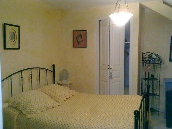 Maison Trille: 1ère chambre
