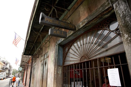 Photo of Theater Preservation Hall at 726 Saint Peter St, New Orleans, LA 70116, United States