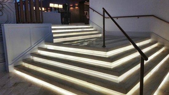 Sheraton Santo Domingo: Lobby steps