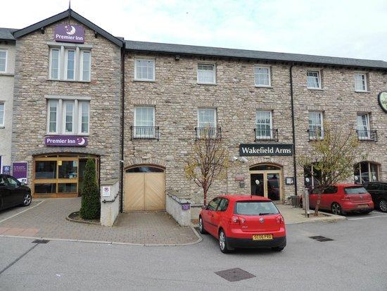 Premier Inn Kendal Central Hotel: Kendal Central