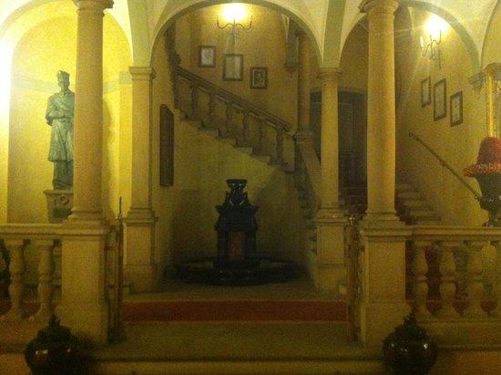 Hotel Villa San Carlo Borromeo: Hotel inside view
