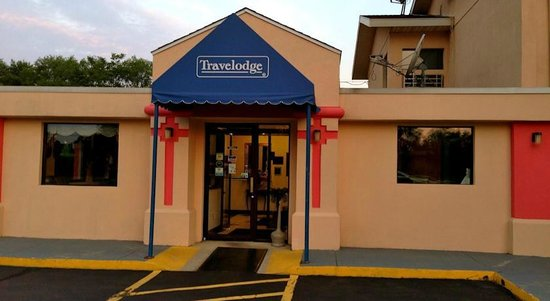 Travelodge Grand Rapids: Entrance