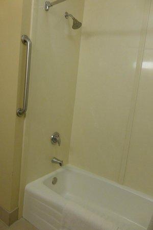 Rodeway Inn & Suites: Bathroom
