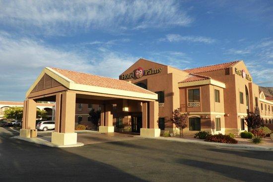 Hotels Near Twentynine Palms Marine Base
