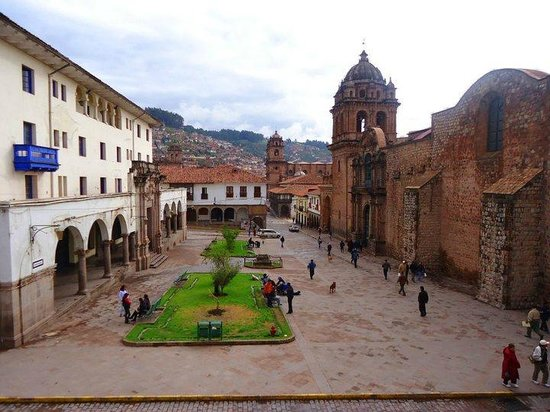 Mirador del Inka Picture