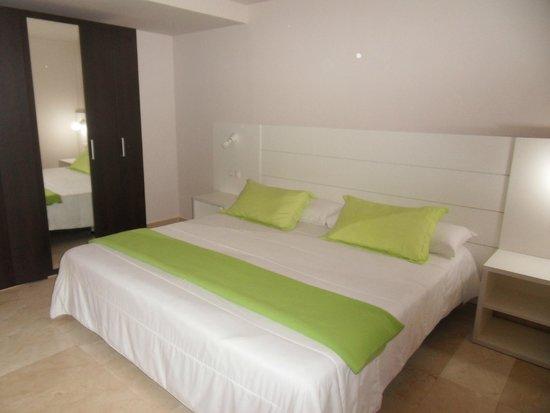 L'Escala Resort : chambre
