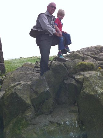 Scrabo Tower: High on a Hilltop