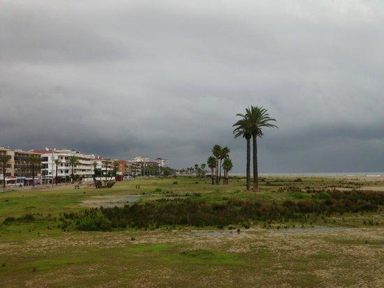 Gran Hotel Europe Comarruga: Ruhe vor dem Sturm...
