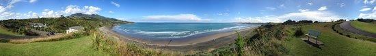 Raglan Scenic Tours: Raglan Sea View