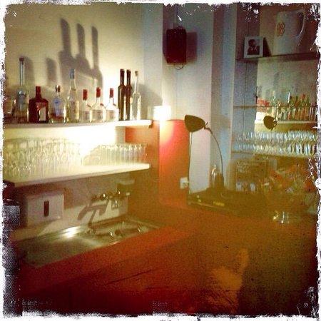 Hotel Regina: Jungfrau Bar