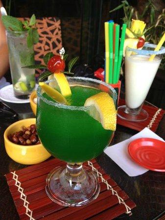 Juan les pins pam pam : cocktails
