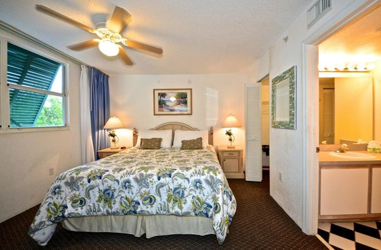 Master Bedroom Picture Of Sunrise Suites Resort Key West Tripadvisor