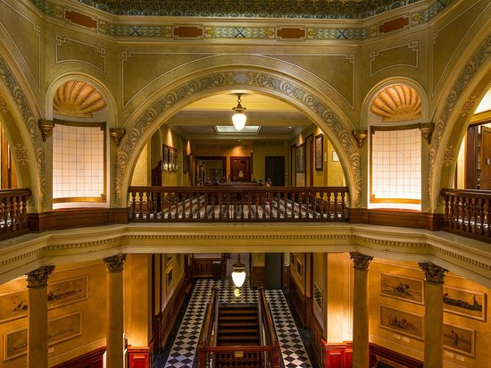 INSIDE - Picture of Wyoming State Capitol, Cheyenne