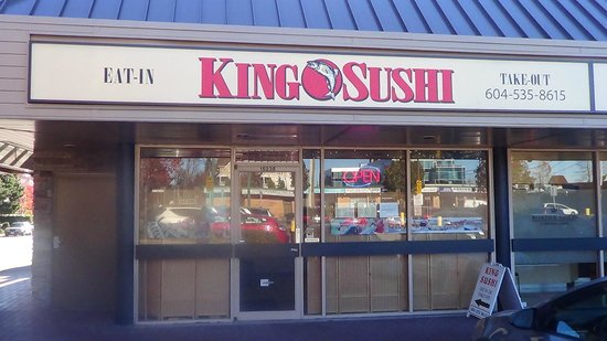 King Sushi Japanese Restaurant