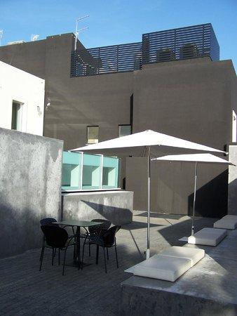 Hotel Romano House: roof