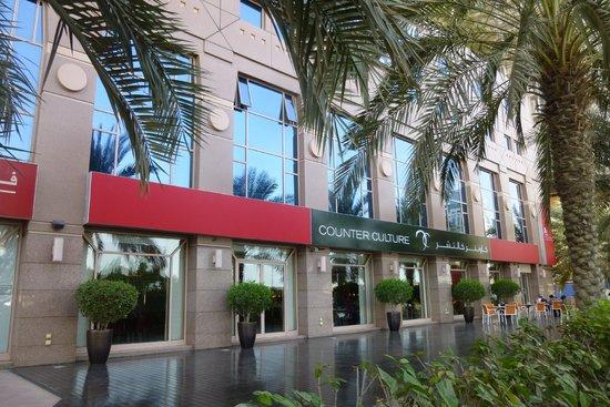 Dubai Marriott Harbour Hotel & Suites : Eatery