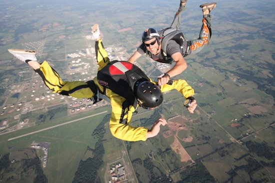 Oklahoma Skydiving Center
