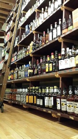 Carriage House Liquor Co