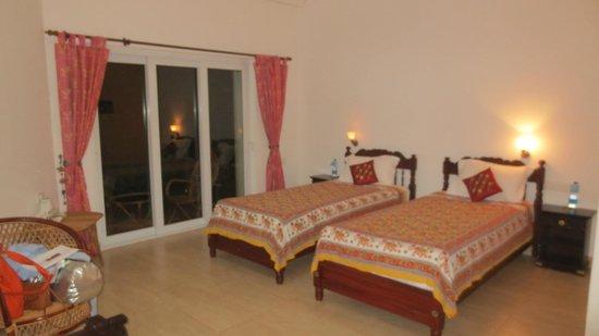 Vishram Village: une chambre