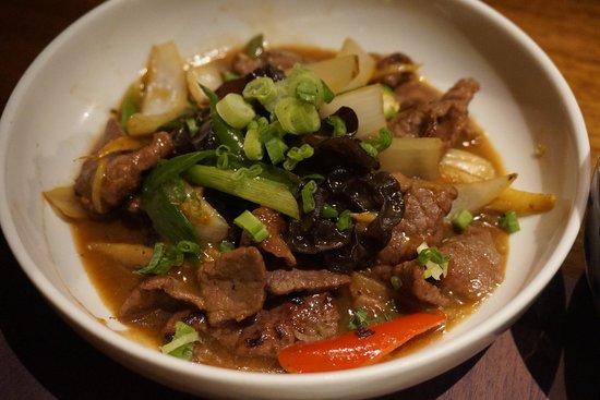 Busaba Eathai: ginger beef