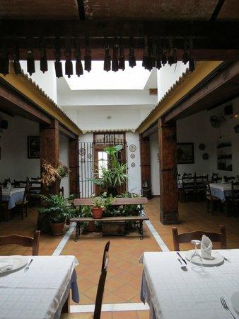 El Tabanco Hotel: Decoración