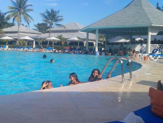 Grand Bahia Principe San Juan : La piscina