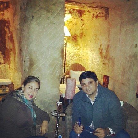 Crowne Plaza Resort Petra : Restaurante cave