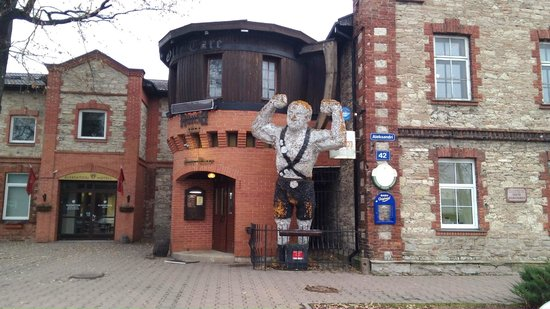 Hansa Hotel: ресторан рядом