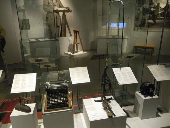 Bernisches Historisches Museum: Some exhibits