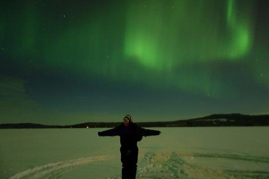 Kiruna Guidetur - Day Trips: Aurora