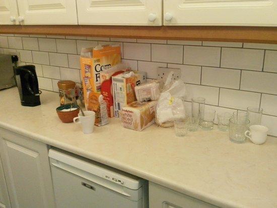 Paddy's House: colazione