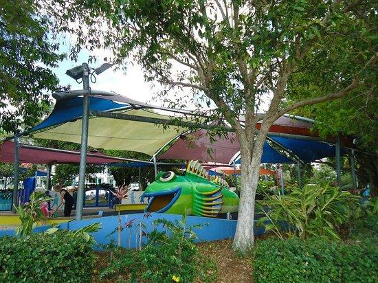 Muddy's Playground: Fun Fun