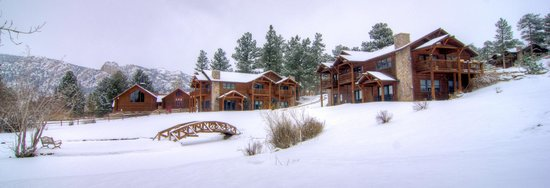 Black Canyon Inn: Winter Wonderland