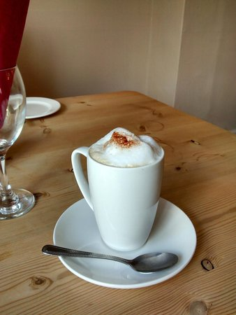 The Stapylton Arms : Coffee