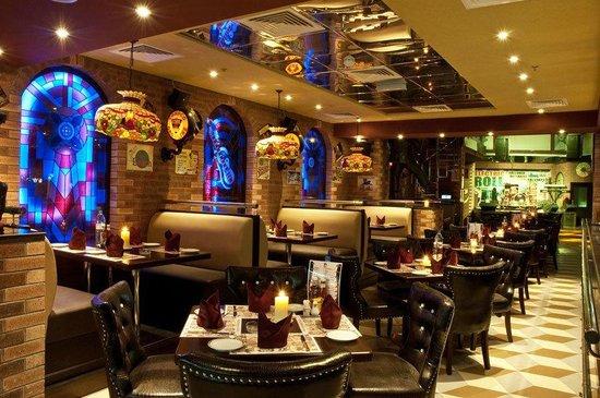 Rock Bottom Cafe Dubai