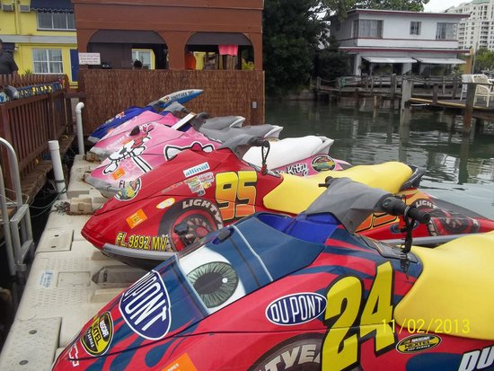 Clearwater Jet Ski Tour And Rentals