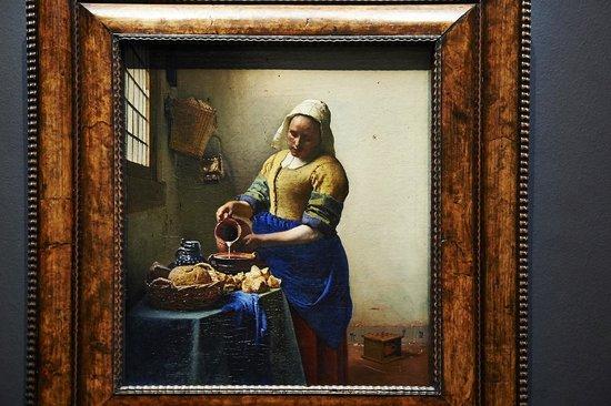 Statues asiatique photo de rijksmuseum amsterdam - La lechera de vermeer ...