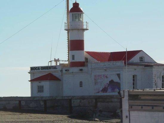 Punta Delgada Lighthouse: farol