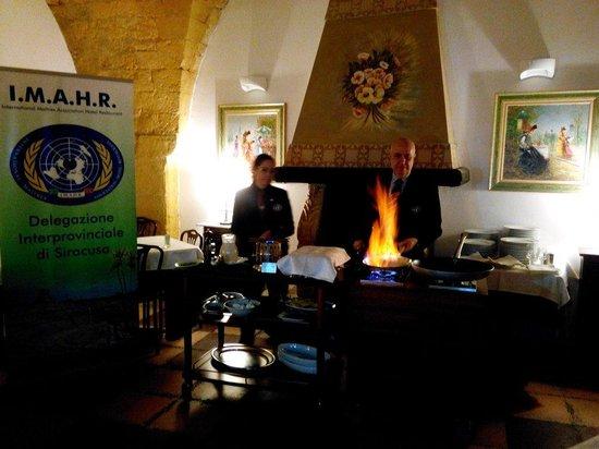 la cucina flambe' - foto di nabila, sortino - tripadvisor - Cucina Flambè