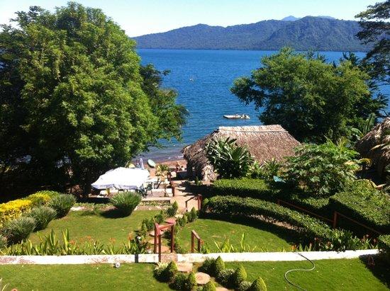 Paradiso Hostel: View