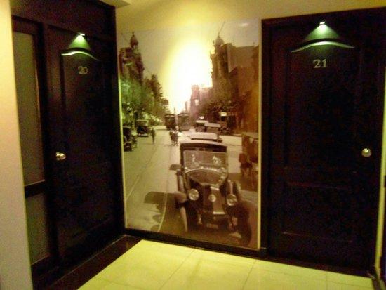 Sur Hotel: Quartos